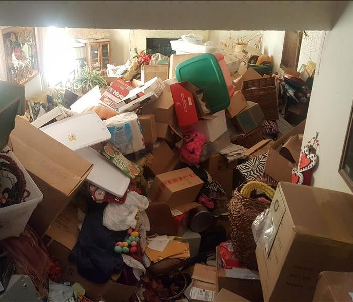 Hoarder House Clean up  Before