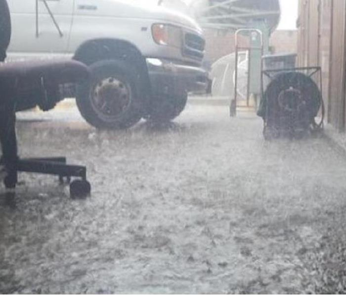 When Hail Storms hit Albuquerque, Rio Rancho Sandoval County or Santa Fe, SERVPRO is ready!