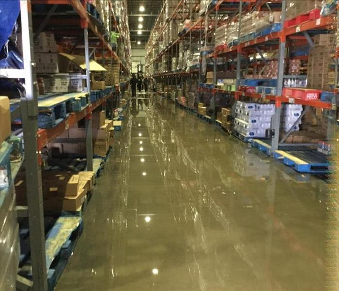 Commercial Commercial Water Damage Restoration Cleanup in Rio Rancho