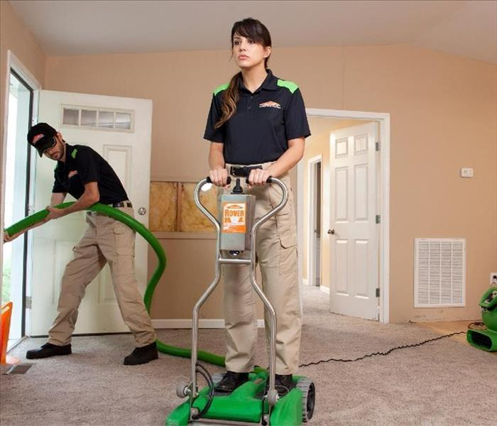 Why SERVPRO The Advantages of Hiring SERVPRO To Repair Your Water Damaged Rio Rancho Home
